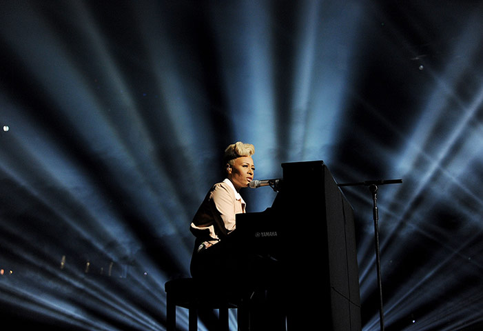 BRIT Awards 2013 -