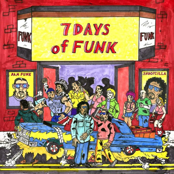 Snoopzilla & Dam-Funk - 7 Days Of Funk Album Download