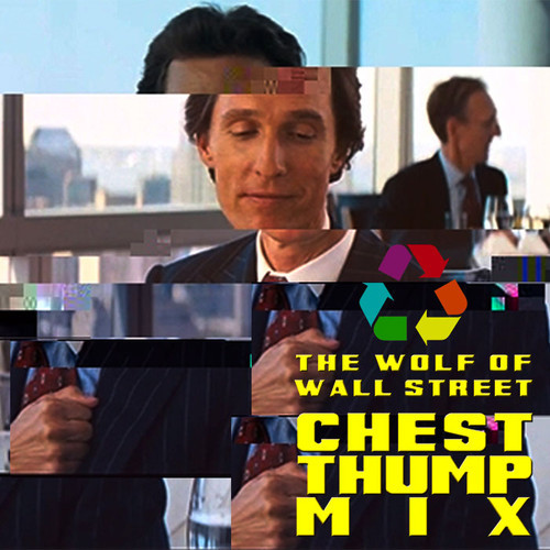 single thump in chest