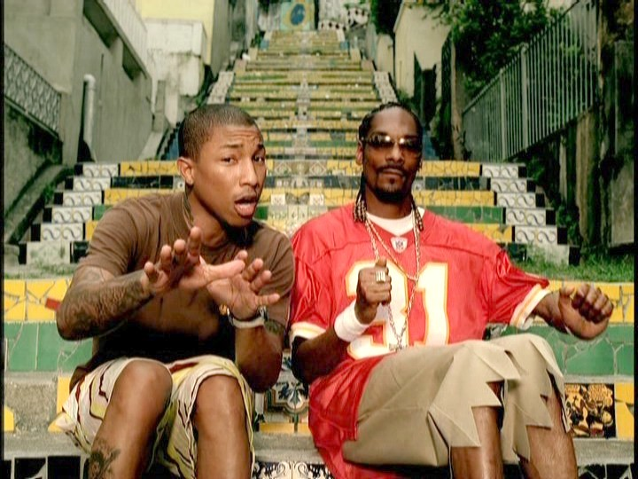 Snoop dogg and pharrell