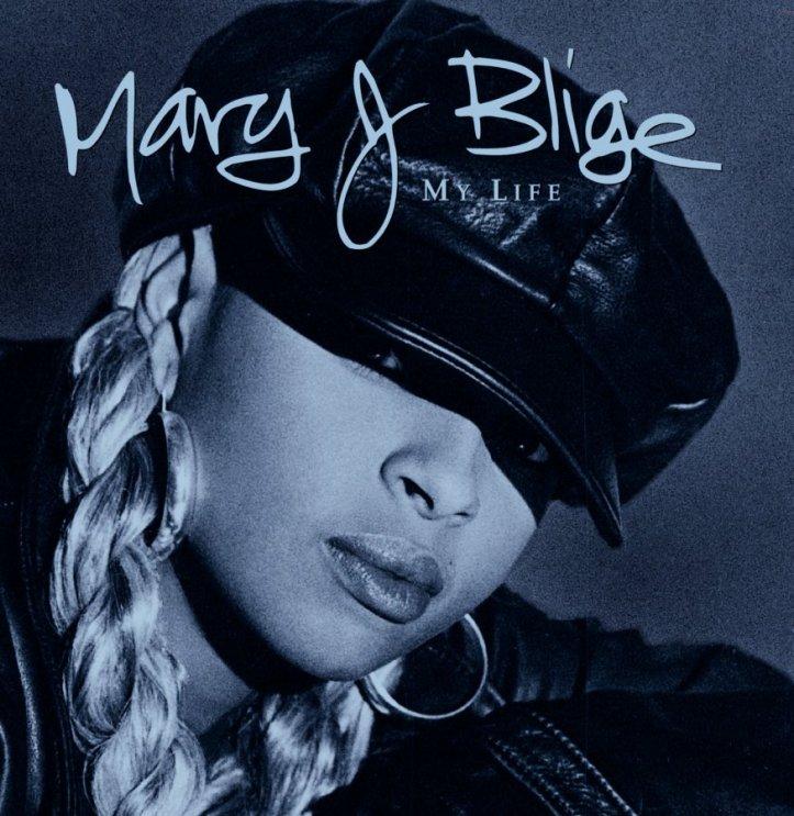 mary j blige album cover