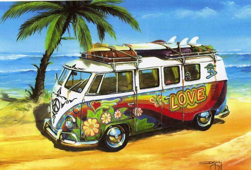 VW-Camper_Love-Print