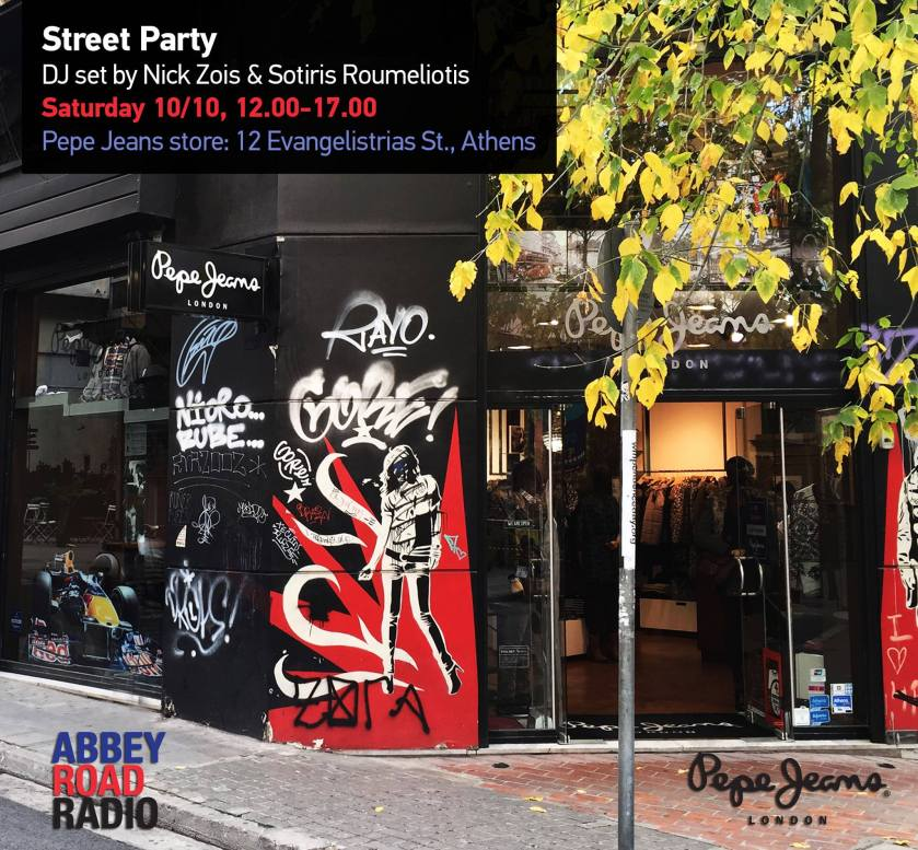 pepe jeans street party