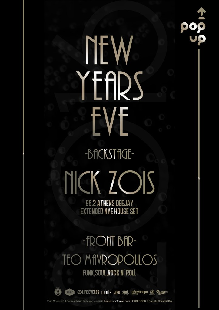 Pop Up NYE