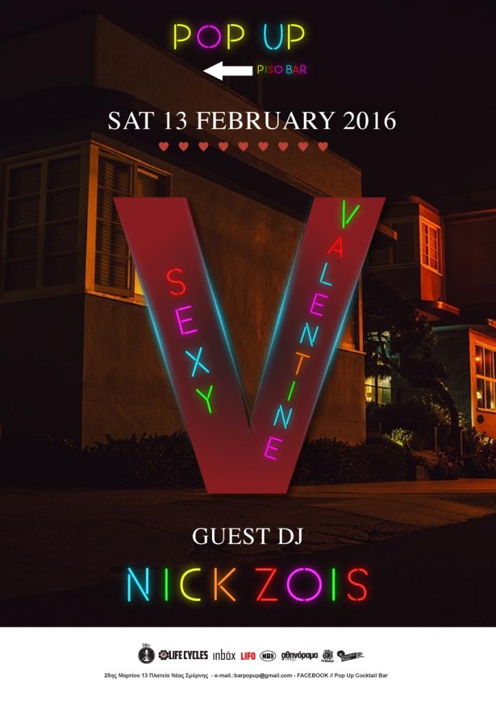 Sexy Valentine poster