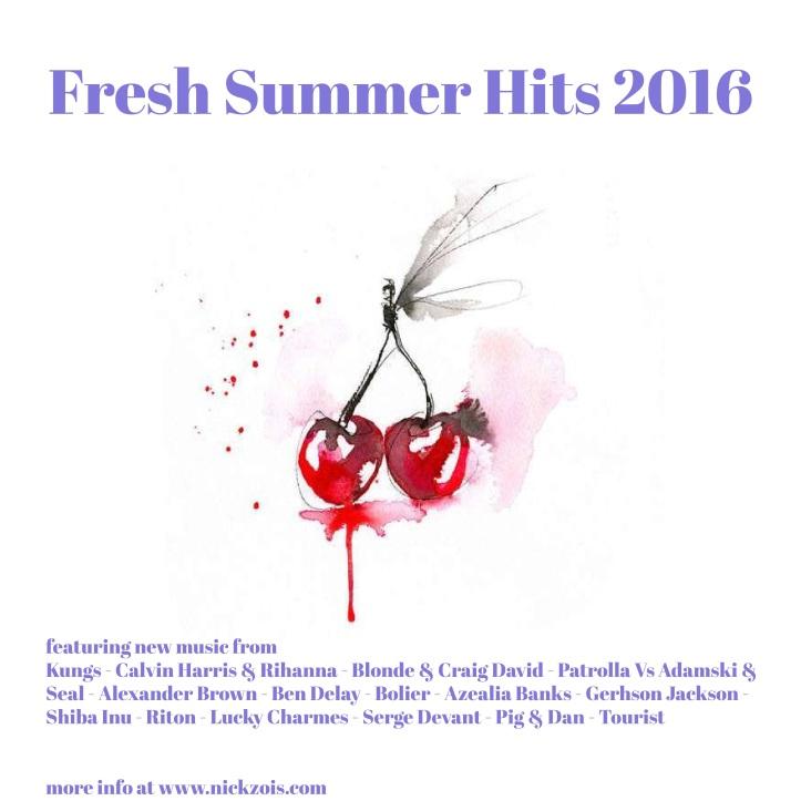 freshsummerhits20162
