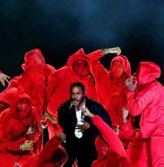 Kendrick performance