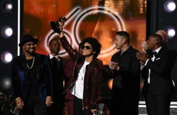 Grammys 2018 Bruno